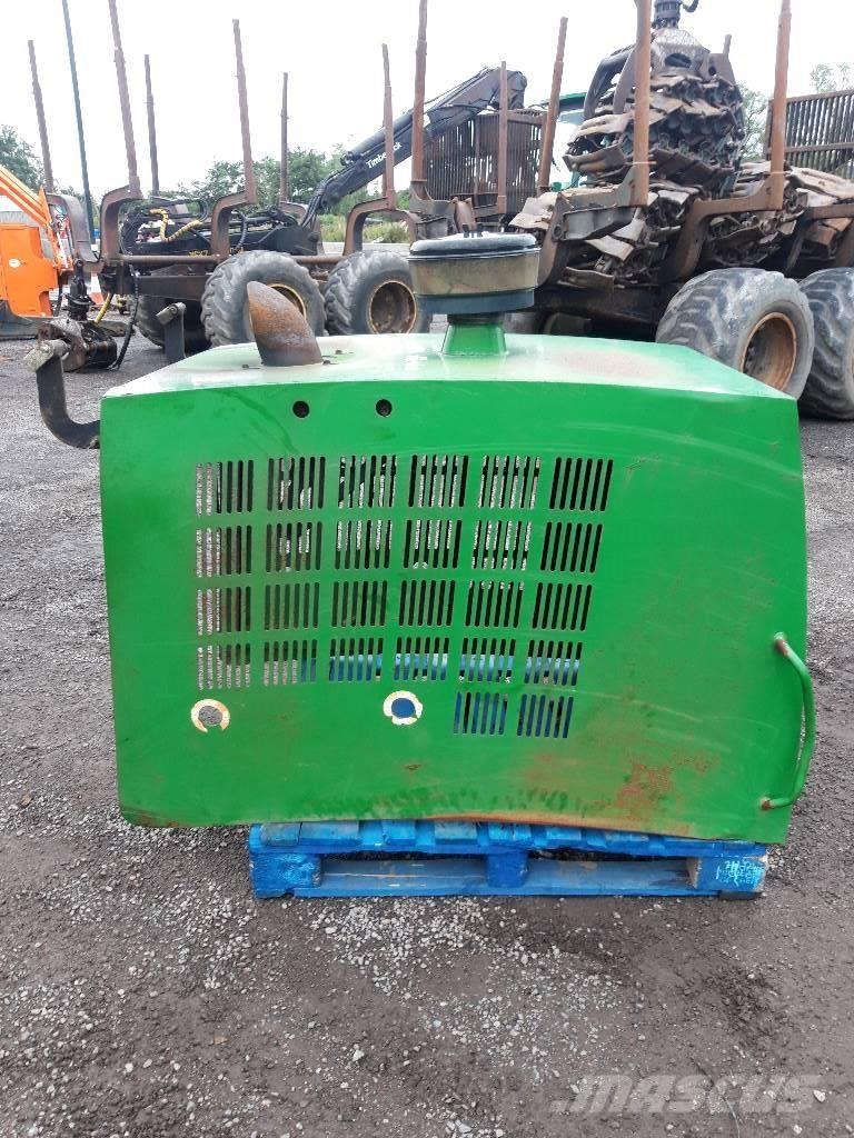 Timberjack 1070D Engine Cover