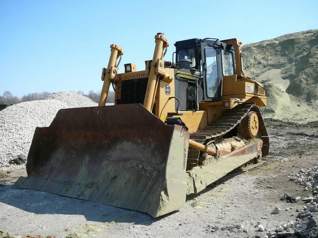 Bulldozers For Sale >> Shehwa Sd7