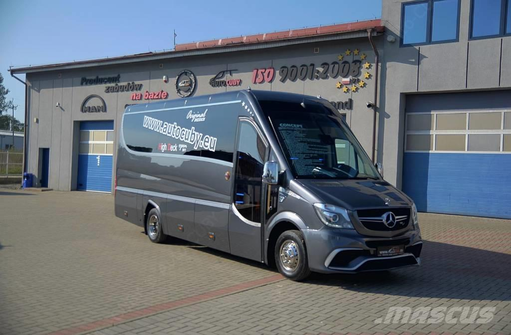 Mercedes-Benz CUBY SPRINTER 519 CDI TOURIST HD LINE OPEN SKY (31