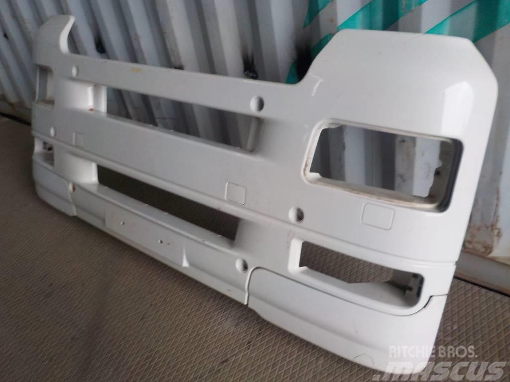 MAN TGA Front bumper 81416100305/81416100222/814161004