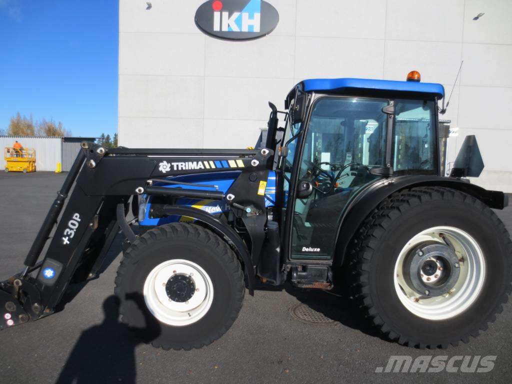 New Holland T 4040 PS DC Deluxe