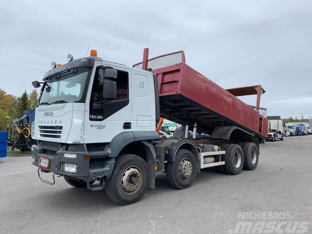 Iveco Trakker AT 410T50 8x4