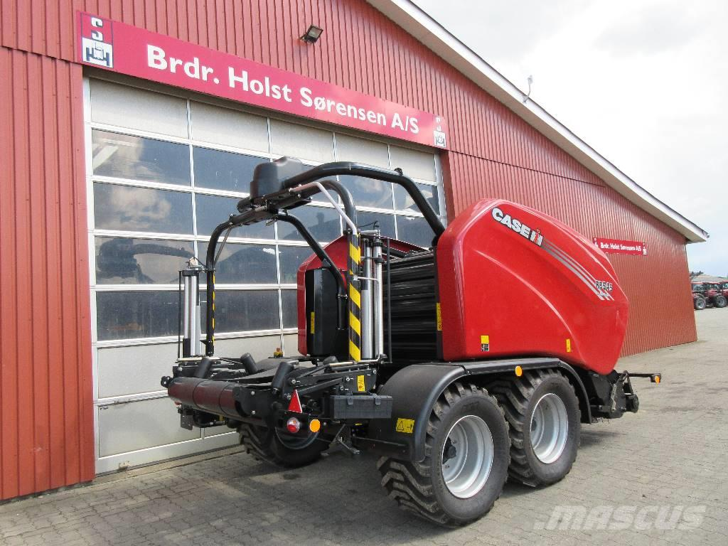 Used Case IH RB 545 round balers Year: 2018 for sale