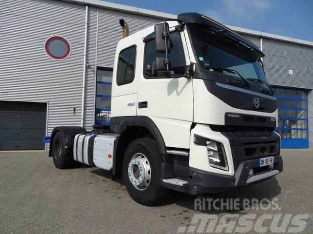 Volvo FMX-450 / AUTOMATIC / RETARDER / EURO-6 / 2014