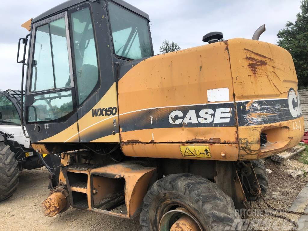 CASE WX 150 Kabina