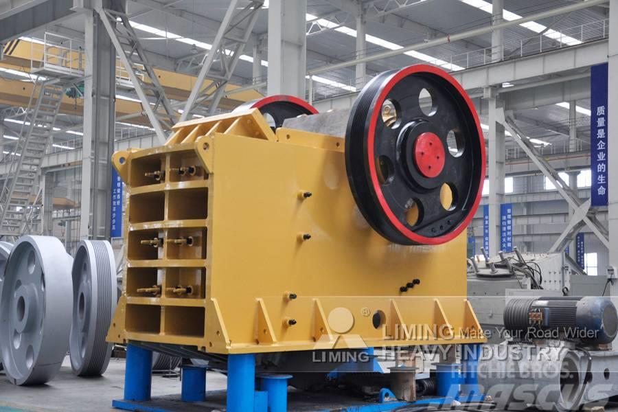 Liming PE400×600 Concasseur à Mâchoire