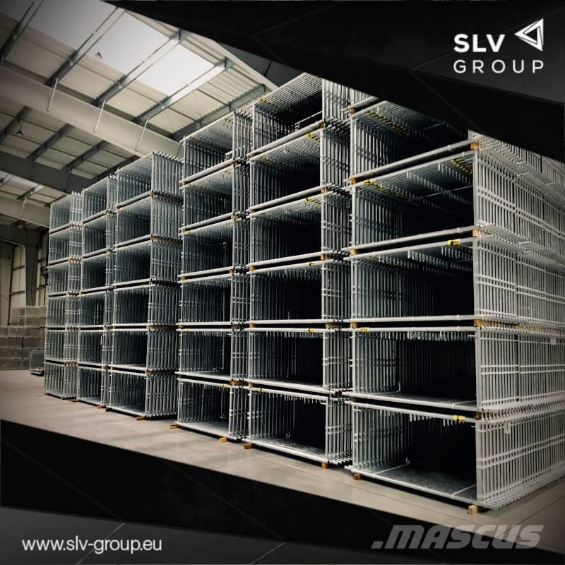 [Other] SLV GROUP SLV73 600 m2 Gerüst Gerüstbau Zertifikat