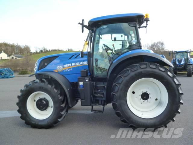 New Holland T 7.165 S