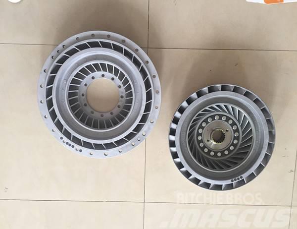 Shantui SD16 torque converter parts turbine