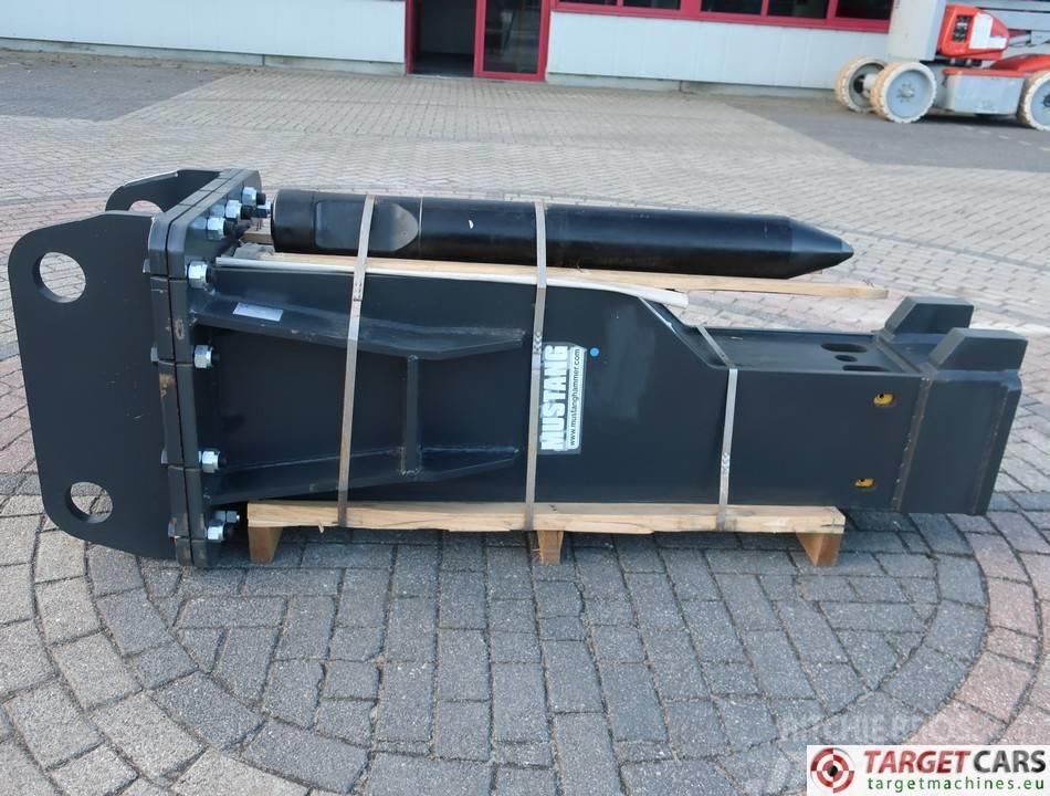 Mustang HM2900 Hydraulic Excavator Breaker Hammer 26~45T