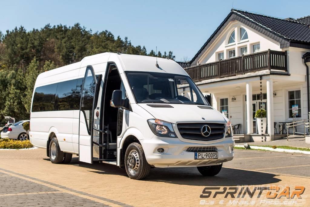 Mercedes-Benz SPRINTER 519CDI