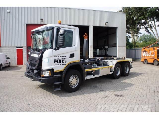 Scania N.G.S. G450 XT / AUTOMATIC / RETARDER / 13000 KM /