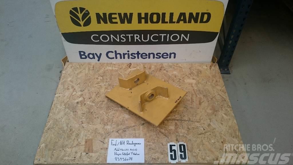 Ford / New Holland Højre støtteford v/klodser