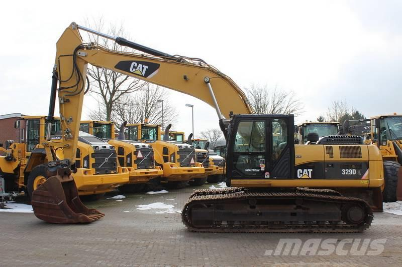 Caterpillar 329 DL