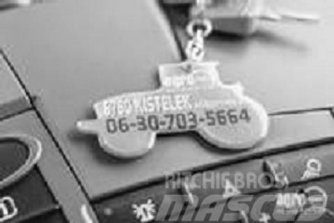JCB 531-70 Agri Super (7600 hours), Telehandler