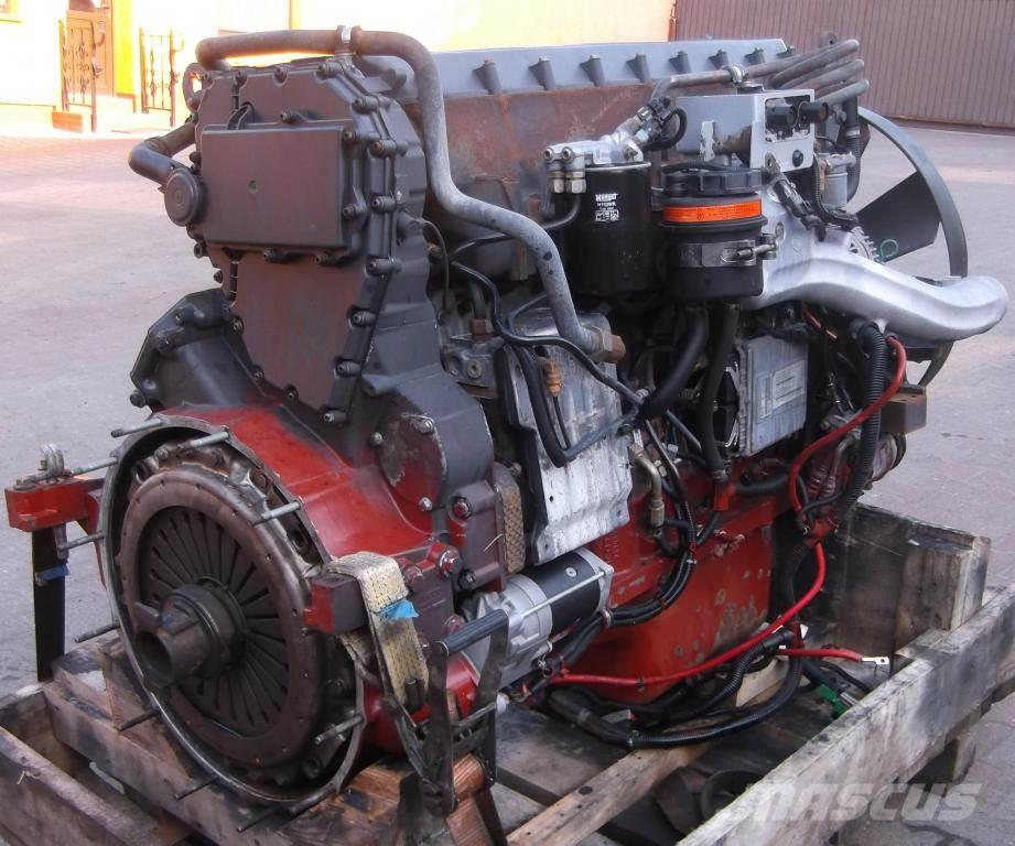 Pricing Engine: Used Iveco Stralis Cursor 13, Euro3 Engines Year: 2004