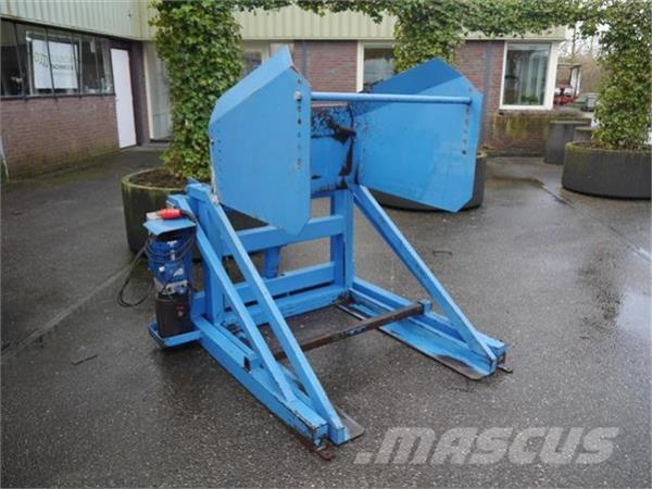 Visser kistenkantelaar 95 cm breed Duijndam Machines, 1999, Other agricultural machines