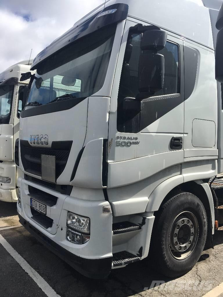 Iveco Stralis AS 440 S50 TY
