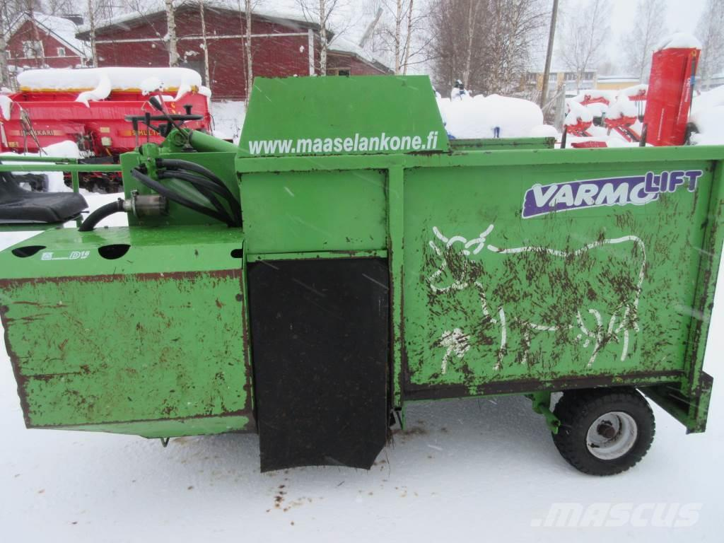 Varmo Diesel 16 hp