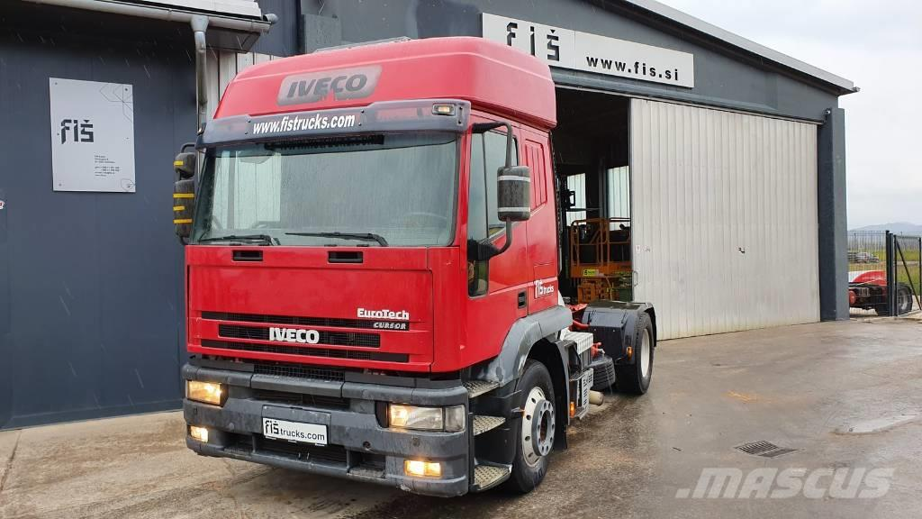 Iveco EUROTECH 440E43T 4x2 tractor unit