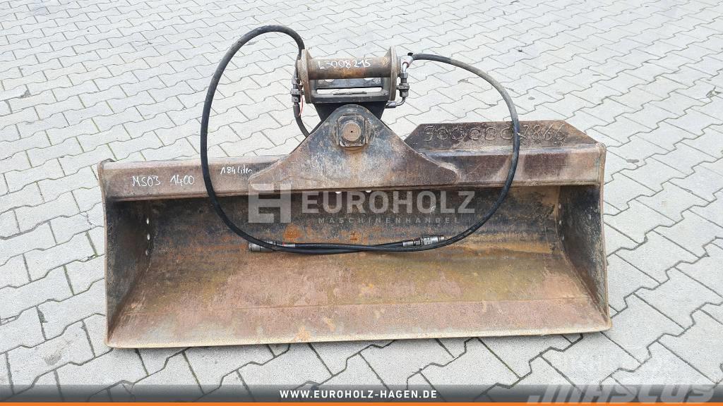 Passend für Lehnhoff MS03 1400 mm