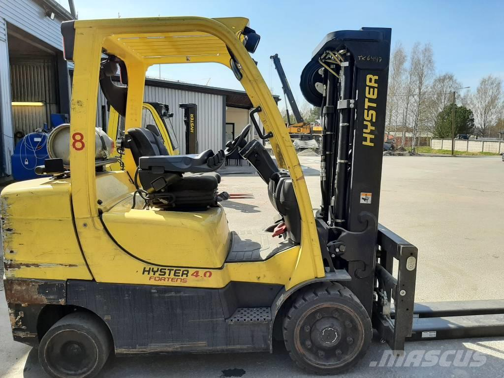 Hyster S 40 FT