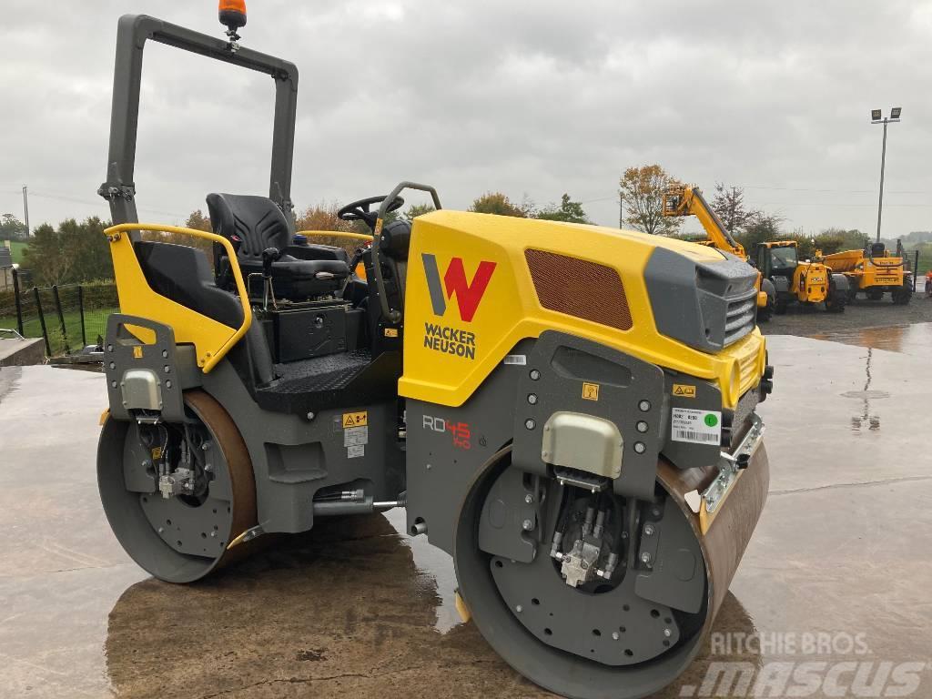 Wacker Neuson RD45-140