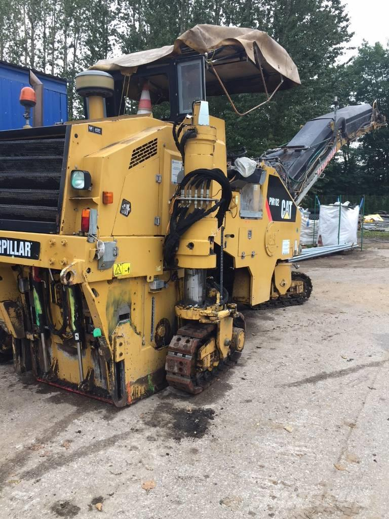 Caterpillar PM 102