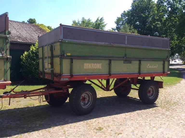 Krone DK210/8