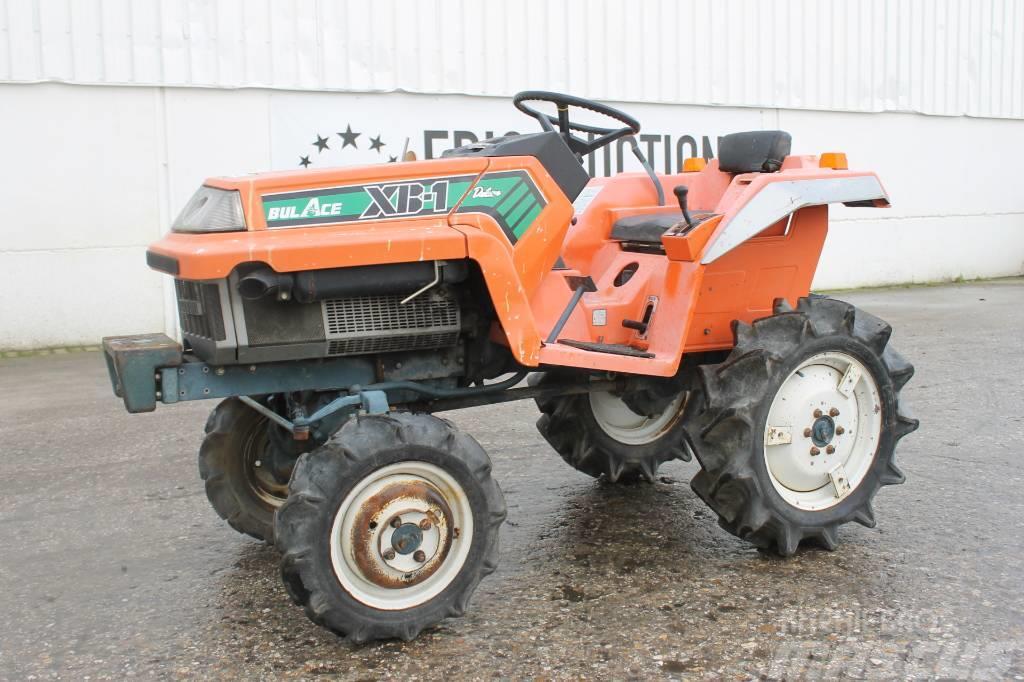 Kubota Bulace XB1 Deluxe Mini Tractor