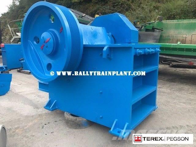 Pegson 1165 Jaw Crusher Complete with Feeder £47,500