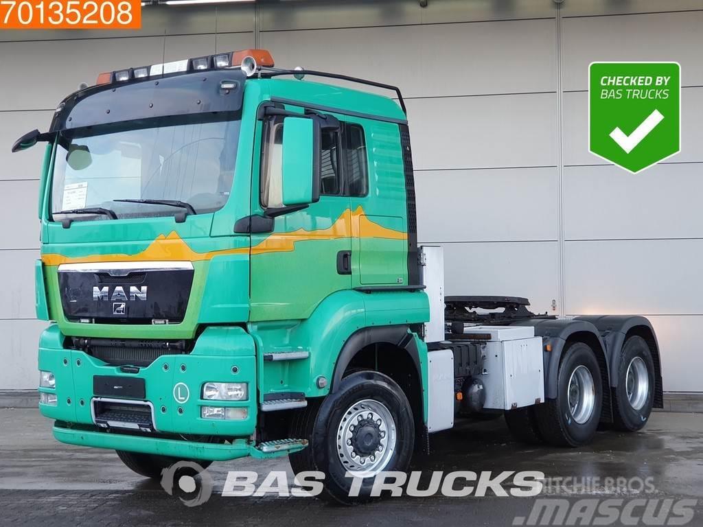 MAN TGS 26.540 6X6 6X6 Allrad Hydraulik PriTarder Euro