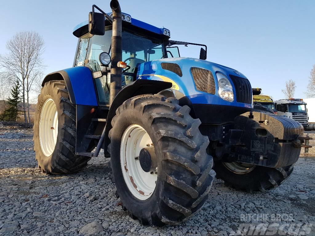 [Other] Traktor NEW HOLLAND TVT 195 4WD -06