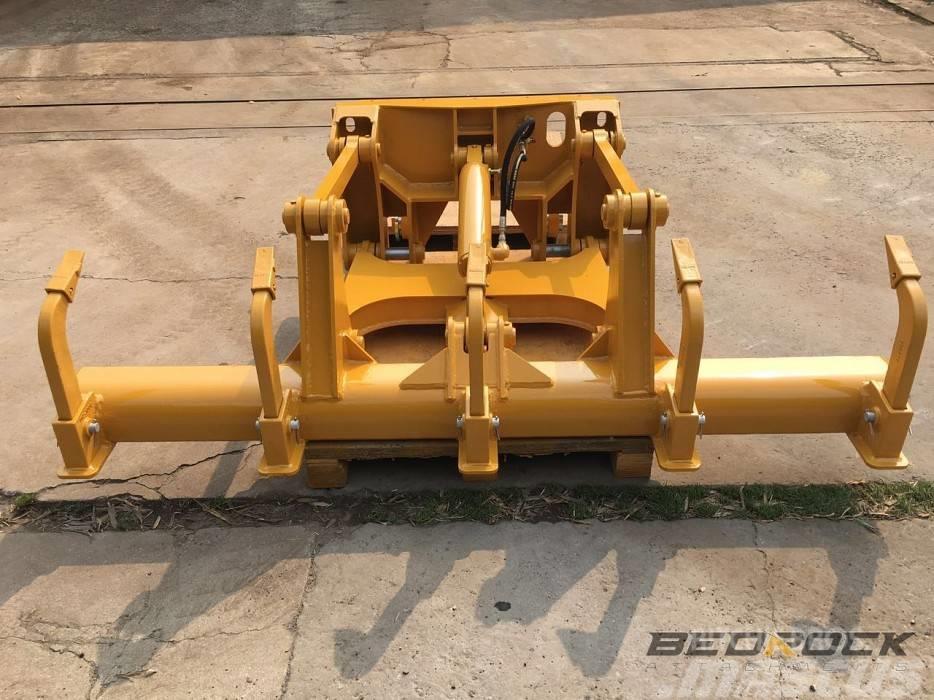 Bedrock Ripper for CAT 135H Bulldozer