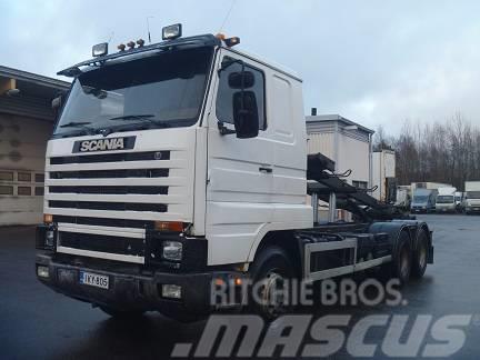 Scania R 143 HL-B