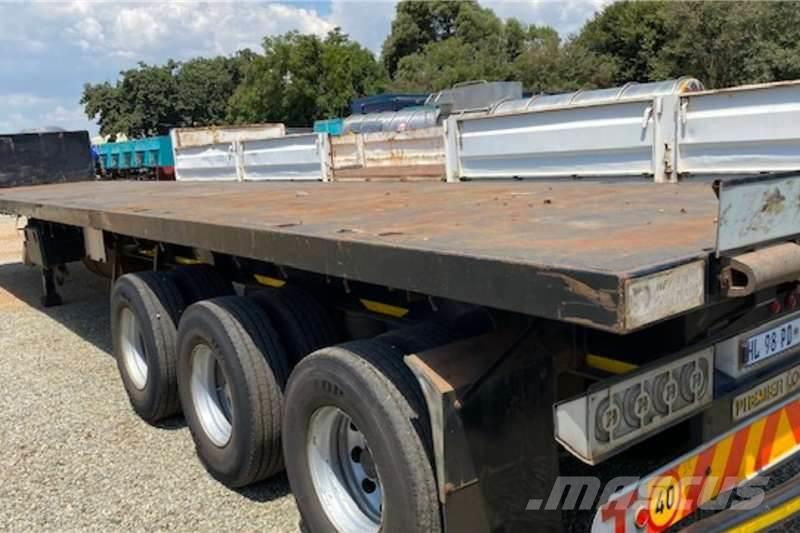 [Other] Hendred Tri Axle Flatdeck 14m