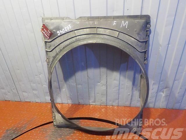Volvo FM Radiator wind tunnel 3183757