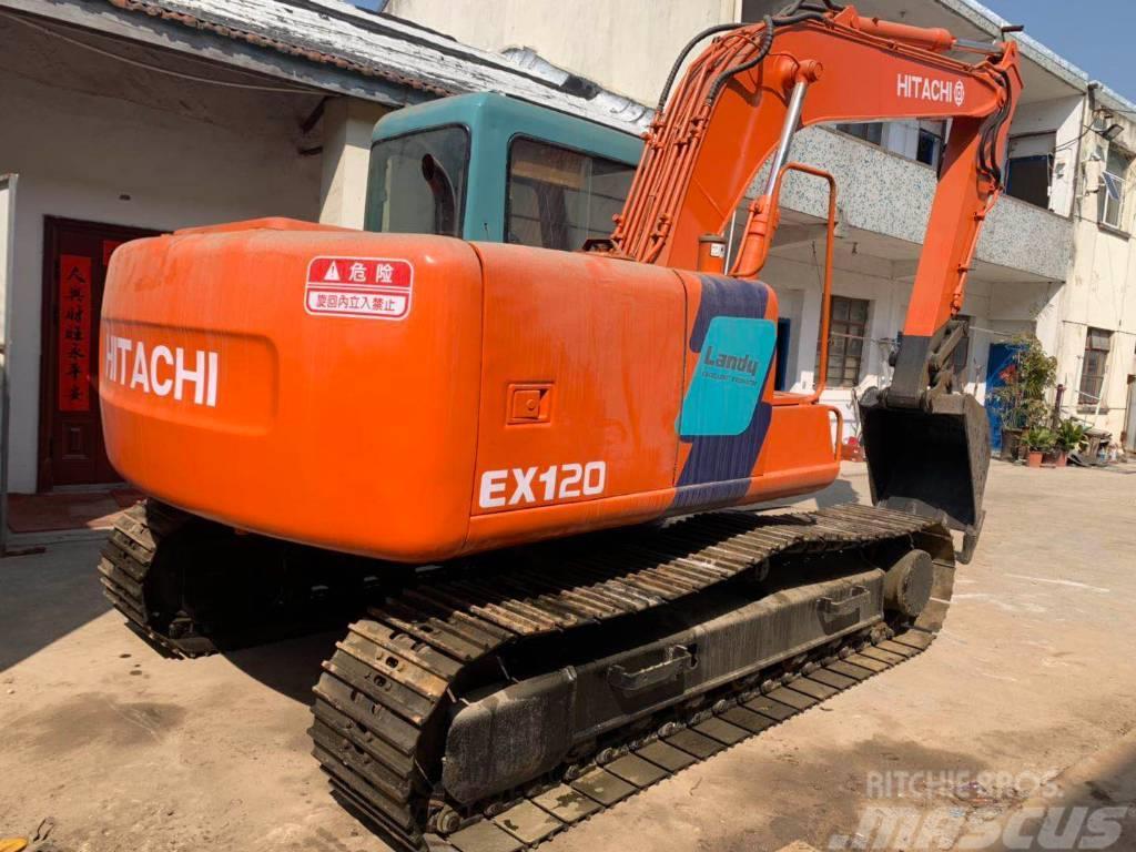 Hitachi EX120-3