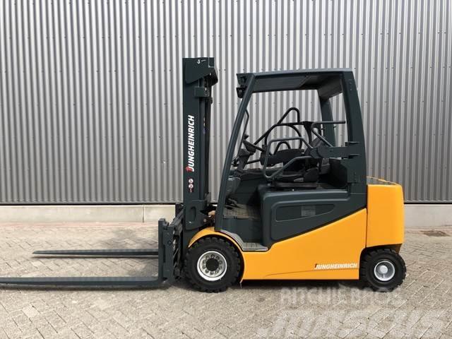Jungheinrich EFG430 3000KG 3.5METER Heftruck Jungheinrich EFG43