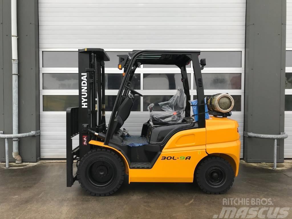 Hyundai 30L-9A - 3000kg lpg heftruck nieuwe machine