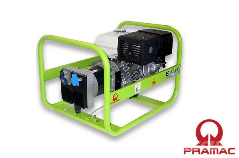 Pramac E5000 230V 5.1 kVA