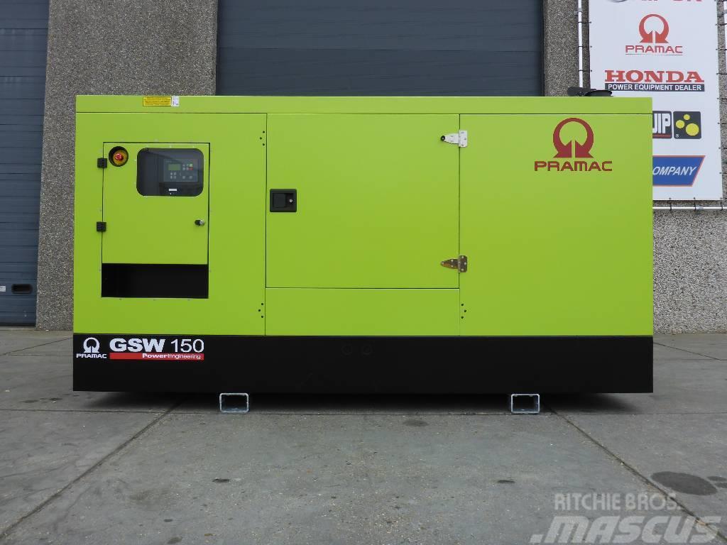 Pramac GSW 150 KVA PERKINS