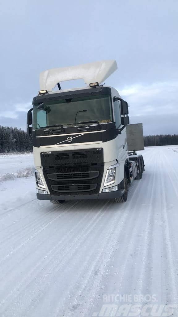Volvo HTC Veturi FH500 6X2 ADR