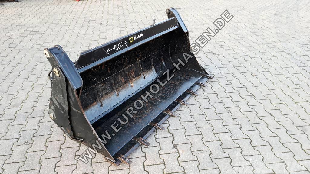[Other] Frontladerschaufel passend für Kramer 650 750 850