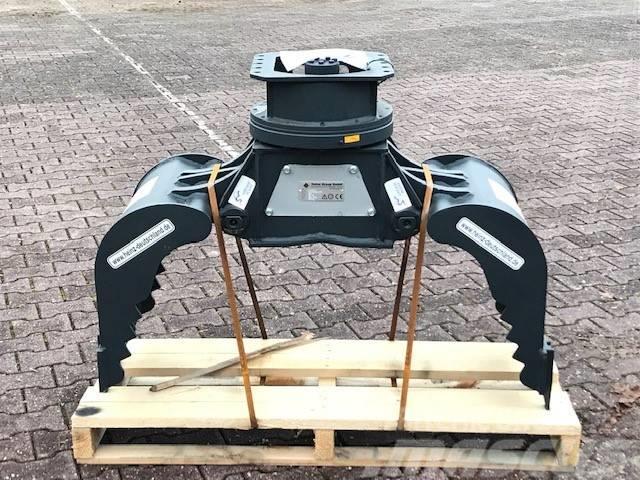 Hammer GPR250 | 250KG | 3 ~ 7 T | Sorteergrijper | NEW