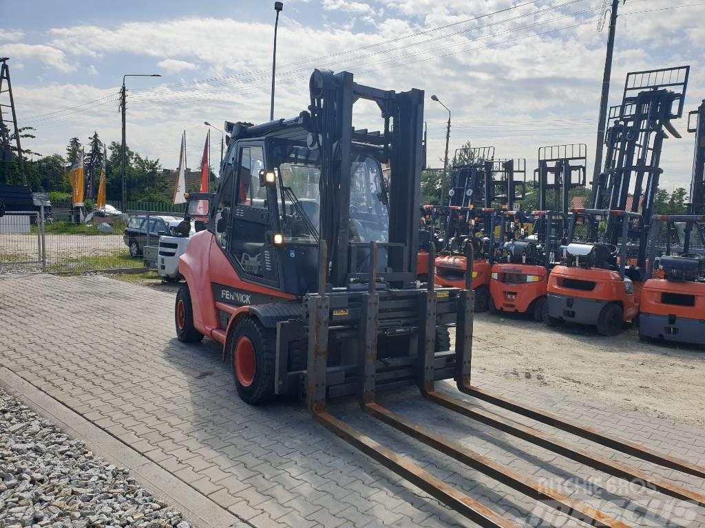 Linde H80T-01 / 900