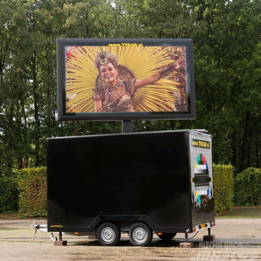 [Other] TVKAR 10m2 mobile LED ScreenPromotion