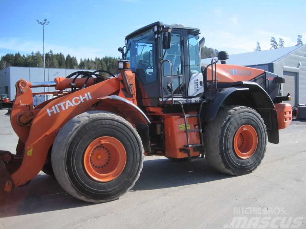 Hitachi ZW 310-5