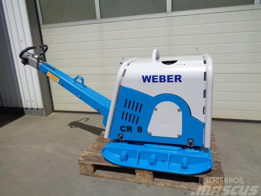 Weber CR 8