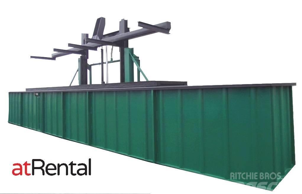 [Other] Nowa wanna do zanurzeniowej impregnacji drewna Meb